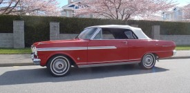Dans 1963 Acadian (Nova SS)
