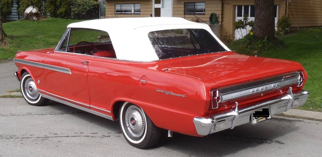 Dans 1963 Acadian (Nova SS)9)