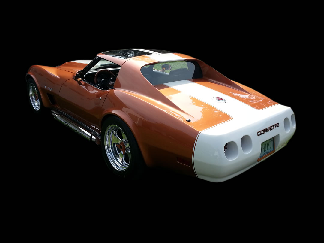 1977 Custom Corvette - Cool-View