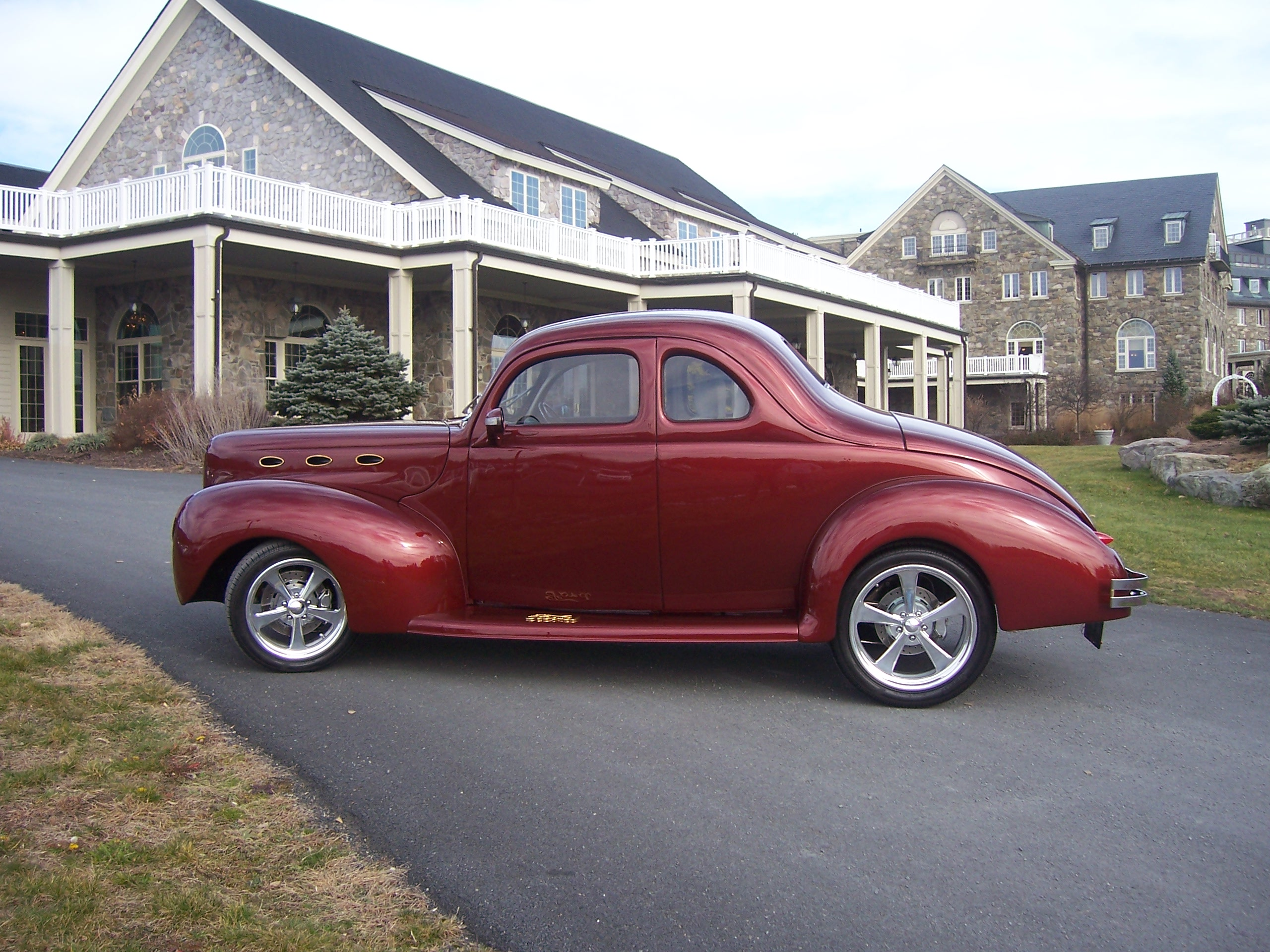 Richies Ford Coupe