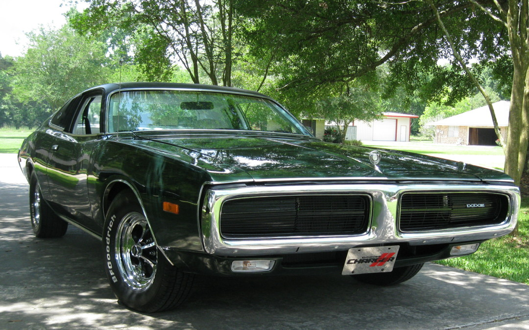 1974 Dodge Charger SE - Cool-View